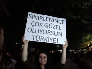 sinirlenince cok güzel oluyorsun Türkiye