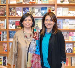 Rina Singh ve Farida Zaman