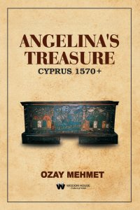 Angelina's Treasure cover
