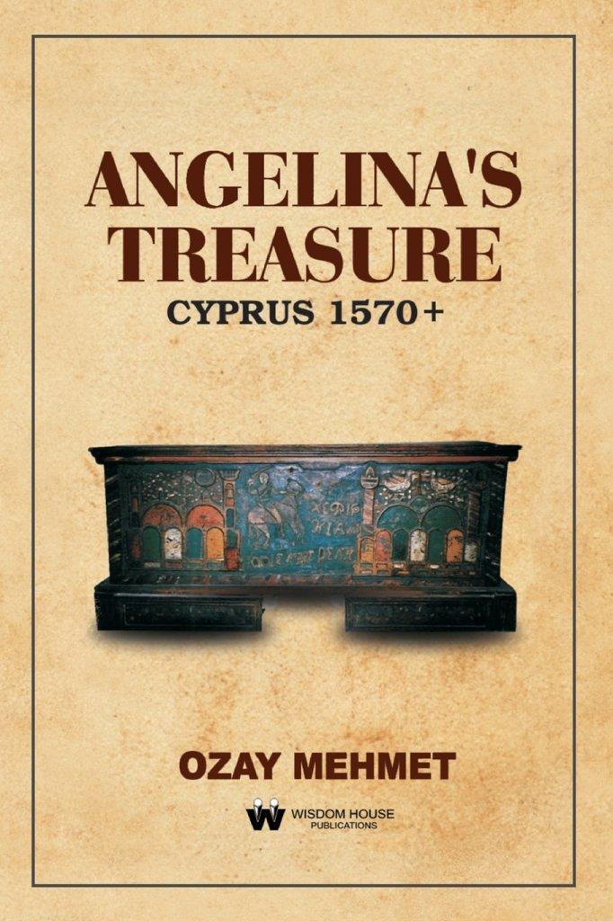 Angelina's Treasure cover